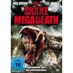 Film: Snake Megadeath  von Amir Valinia von DMX, Wes Brown mit DMX, Wes Brown, Louis Herthum