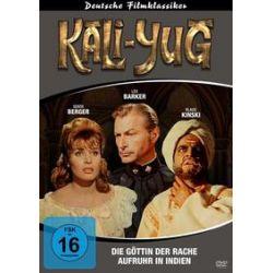 Film: Kali-Yug  von Mario Camerini von Lex Barker, Klaus Kinski mit Lex Barker, Senta Berger, Klaus Kinski, Joachim Hansen