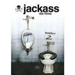 Film: Jackass - Die Filme - Nummer 1 + Nummer 2  von Jeff Tremaine mit Johnny Knoxville, Bam Margera, Steve-O, Chris Pontius, Ryan Dunn, Jason Acuña, Preston Lacy, Dave England, Ehren McGhehey,