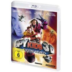 Film: Spy Kids 3D - Game Over  von Robert Rodriguez von Robert Rodriguez mit Antonio Banderas, Sylvester Stallone, George Clooney, Salma Hayek