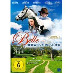 Film: Belle - Der Weg zum Glück  von Denni Fallon mit Peter Coyote, Patton Oswalt, Jason London, Vivien Cardoe, Peter Boyle