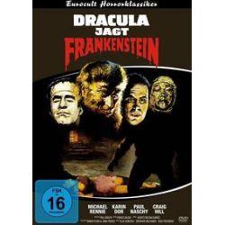 Film: Dracula jagt Frankenstein  von Hugo Fregonese von Michael Rennie, Karin Dor mit Paul Naschy, Michael Rennie, Karin Dor, Craig Hill, Patty Shepard