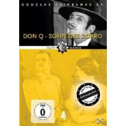 Film: Don Q - Sohn des Zorro, 1 DVD  von Donald Crisp, Mary Astor, Sn. Fairbanks Douglas von Donald Crisp mit Donald Crisp, Mary Astor, Douglas Fairbanks