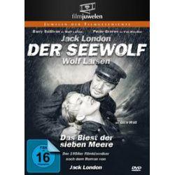 Film: Der Seewolf-Wolf Larsen (Fil  von Jack London von Harmon Jones von Harmon Jones mit Barry Sullivan, Peter Graves, Gita Hill, Thayer David