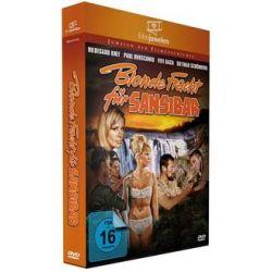 Film: Blonde Fracht für Sansibar  von Robert Lynn von Robert Lynn mit Hildegard Knef, Paul Hubschmid, Vivi Bach