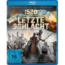 Film: 1920: Die letzte Schlacht  von Jaroslaw Sokól, Jerzy Hoffman von Jerzy Hoffman mit Daniel Olbrychski, Borys Szyc, Adam Ferency