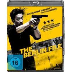 Film: The Berlin File  von Ryoo Seung-wan, Stefanie Y. Hong, Ted Geoghegan von Ryoo Seung-wan von Jung-woo Ha, Gianna Jun mit Ha Jung-woo, Han Suk-kyu, Gianna Jun, Lee Kyoung-young