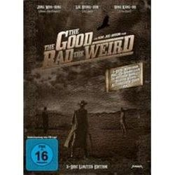 Film: The Good The Bad The Weird - 3-Disc Limited Edition  von Min-suk Kim von Kim Jee-Woon von Kang-ho Song, Byung-hun Lee, Woo-Sung Jung mit Jung Woo-Sung, Song Kang-ho