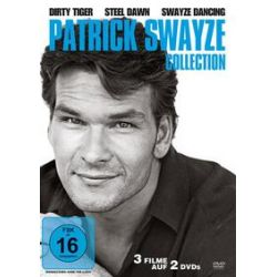 Film: Patrick Swayze Box  von Amin Q. Chaudhri, Lance Hool von Patrick Swayze, Barbara Williams mit Patrick Swayze, Barbara Williams, Anthony Zerbe