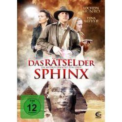 Film: Das Rätsel der Sphinx  von Jacob Eskander, Kevin Leeson, Brook Durham von George Mendeluk mit Dina Meyer, Lochlyn Munro, Mackenzie Gray, Emily Tennant