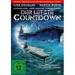 Film: Der letzte Countdown  von Don Taylor von Kirk Douglas, Martin Sheen, Katharina Ross mit Kirk Douglas, Martin Sheen, Katharine Ross, James Farentino