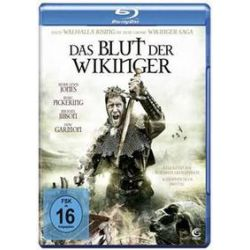 Film: Das Blut der Wikinger  von Graham Davidson, Chris Crow von Chris Crow mit Mark Lewis Jones, Marc Pickering, Joshua Richards