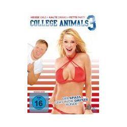 Film: College Animals 3  von Antonijs Prizevoits, Justin Isfeld, Joel P. Reisig, Brittany Risner von Antonijs Prizevoits mit Britany Risner, Joel Reisig, Justin Isfeld
