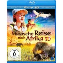 Film: Magische Reise nach Afrika - 3D  von Jordi Llompart mit Eva Gerretsen, Raymond Mvula, Michael van Wyk, Leonor Watling, Adria Collado, Veronica Blume