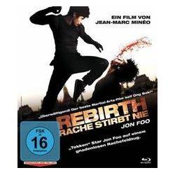 Film: Rebirth - Rache stirbt nie.  von Jean-Marc Minéo von Jon Foo, Michael Cohen mit Jon Foo, Michael Cohen, Caroline Ducey
