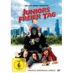 Film: Juniors freier Tag  von John Hughes von Patrick Read Johnson mit Joe Mantegna, Lara Flynn Boyle, Joe Pantoliano