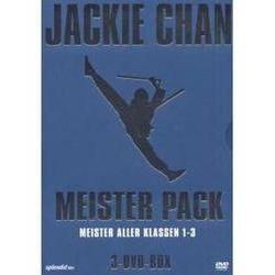Film: Jackie Chan - Meister Pack - Meister aller Klassen 1 - 3  von Wei Lo, Lei Pan, Lu Tung, King Sang Tang, Tin-Chi Lau, Jackie Chan von Jackie Chan, Lo Wei von Jackie Chan mit Jackie Chan, Yuen