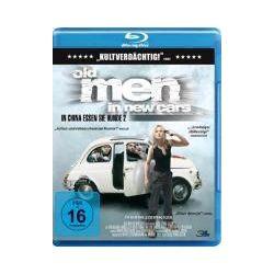 Film: Old Men in New Cars - In China essen sie Hunde 2 (Blu-ray)  von Anders Thomas Jensen von Lasse Spang Olsen von Film mit Kim Bodnia, Nikolaj Lie Kaas, Tomas Villum Jensen, Iben Hjejle, Torkel