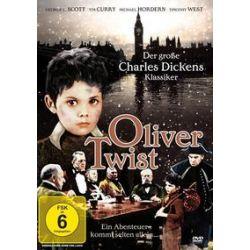 Film: Oliver Twist  von Charles Dickens von Clive Donner mit Richard Charles, Tim Curry, Sir Michael Hordern