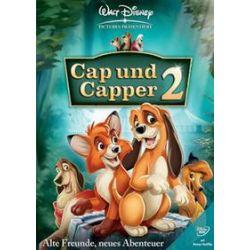 Film: Cap und Capper 2  von Roger S. H. Schulman, Daniel P. Mannix, Rich Burns von Jim Kammerud mit Walt Disney