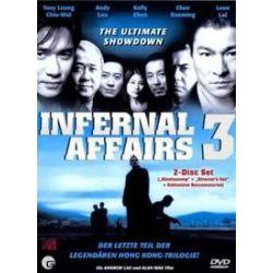Film: Infernal Affairs 3  von Felix Chong, Siu Fai Mak von Andrew Lau, Alan Mak mit Tony Leung, Andy Lau, Leon Lai, Daoming Chen