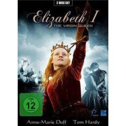 Film: Elizabeth I. - The Virgin Queen, 2 DVD  von Coky Giedroyc mit Anne-Marie Duff, Tom Hardy, Ian Hart, Sienna Guillory, Dexter Fletcher, Tara Fitzgerald
