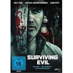 Film: Surviving Evil  von Terence Daw von Terence Daw mit Billy Zane, Natalie Mendoza, Christina Cole
