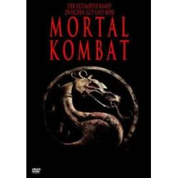 Film: Mortal Kombat  von Kevin Droney, John Tobias, Ed Boon von Paul W.S. Anderson mit Robin Shou, Linden Ashby, Bridgette Wilson, Cary-Hiroyuki Tagawa, Talisa Soto, Christopher Lambert
