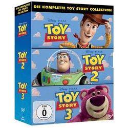 Film: Toy Story 1 - 3  von Ash Brannon, Chris Webb, Alec Sokolow, Joel Cohen, Joss Whedon, Joe Ranft, Andrew Stanton, Pete Docter, John Lasseter von John Lasseter, Lee Unkrich, Ash Brannon