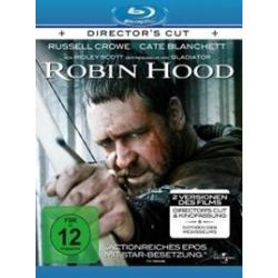 Film: Robin Hood - Director`s Cut  von Ridley Scott mit Russell Crowe, Cate Blanchett, Mark Strong, Max Sydow, Matthew MacFadyen