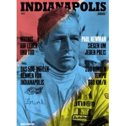 Film: Indianapolis  von James Goldstone von James Goldstone mit Paul Newman, Joanne Woodward, Robert Wagner