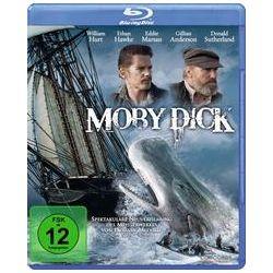 Film: Moby Dick  von Herman Melville von Mike Barker von William Hurt, Ethan Hawke mit William Hurt, Ethan Hawke, Charlie Cox, Gillian Anderson, Eddie Marsan, Donald Sutherland