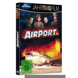 Film: Airport-Jahr100Film  von Arthur Hailey von George Seaton mit George Kennedy, Jacqueline Bisset, Jean Seberg, Dean Martin, Burt Lancaster
