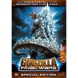 Film: Godzilla - Final Wars - Special Edition  von Shogo Tomiyama, Wataru Mimura, Ryuhei Kitamura, Isao Kiriyama von Ryuhei Kitamura von M. Matsuoka, K. Kosugi, D. Frye mit Masahiro Matsuoka, Rei