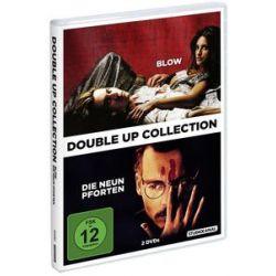 Film: Double Up Collection: Blow & Die neun Pforten  von Ted Demme, Roman Polanski mit Johnny Depp, Penélope Cruz, Frank Langella