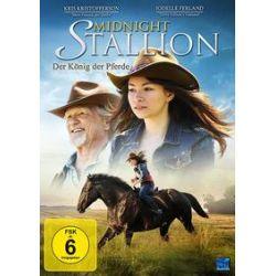 Film: Midnight Stallion - Der König der Pferde  von William Dear mit Kris Kristofferson, Jodelle Ferland, Chelah Horsdal, Matt Mazur, David Orth
