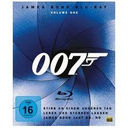 Film: James Bond - Blu-ray Volume 1  von Roger Moore, Pierce Brosnan von Guy Hamilton, Terence Young, Lee Tamahori mit Sean Connery, Roger Moore, Pierce Brosnan