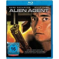 Film: Alien Agent - Agent des Todes  von Vlady Pildysh von Jesse V. Johnson mit Billy Zane, Mark Dacascos, Amelia Cooke, Rob Hayter