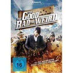 Film: The Good The Bad The Weird  von Min-suk Kim von Kim Jee-Woon von Kang-Ho Song, Byung-Hun Lee, Woo-Sung Jung mit Jung Woo-Sung, Song Kang-ho