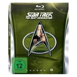 Film: Star Trek - The Next Generation - Season 3  von Gene Roddenberry mit Patrick Stewart, Jonathan Frakes, Levar Burton, Denise Crosby, Michael Dorn, Gates McFadden, Marina Sirtis, Brent Spiner,