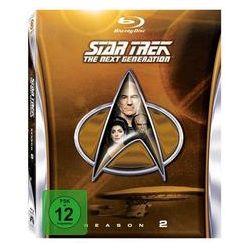 Film: Star Trek - The Next Generation - Season 2  von Gene Roddenberry mit Patrick Stewart, Jonathan Frakes, Levar Burton, Denise Crosby, Michael Dorn, Gates McFadden, Marina Sirtis, Brent Spiner,
