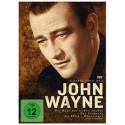 Film: John Wayne Collection - Box 1  von L¿l¿ Vadnay, Harry Tugend, John Meehan, Ladislas Fodor, Jules Furthman, Oscar Millard von Dick Powell, Josef von Starnberg, Tay Garnett mit John Wayne,