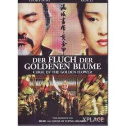Film: Der Fluch der Goldenen Blume  von Zhang Yimou, Chow Yun Fat, Gong Li, Jay Chou von Zhang Yimou mit Chow Yun Fat, Gong Li, Jay Chou, Liu Ye