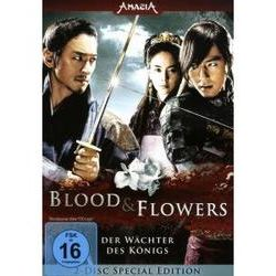 Film: Blood & Flowers - 2-Disc Special Edition  von Ha Yu von Yoo Ha von Ji-Hyo Song, Jin-mo Joo mit Zo In-sung, Joo Jin-mo