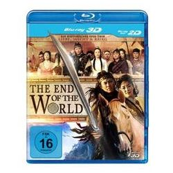 Film: The End of the World 3D  von Aijan von Li-Li Li, Shi-yu Lu mit Lu Shi-yu, Li Li-Li