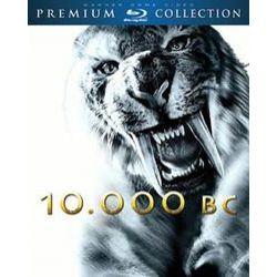 Film: 10.000 BC - Premium Blu-ray Collection  von Harald Kloser, Roland Emmerich von Roland Emmerich mit Camilla Belle, Steven Strait, Cliff Curtis, Omar Sharif, Tim Barlow, Suri van Sornsen, Reece