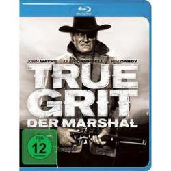 Film: True Grit - Der Marshal  von Charles Portis, Marguerite Roberts von Henry Hathaway mit John Wayne, Glen Campbell, Kim Darby, Jeremy Slate, Robert Duvall