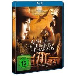 Film: Adele und das Geheimnis des Pharaos (Blu-ray)  von Luc Besson von Luc Besson von Adele und das Geheimnis des Pharaos BD mit Louise Bourgoin, Mathieu Amalric, Gilles Lellouche