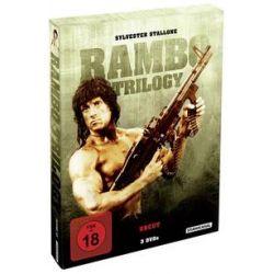 Film: Rambo Trilogy (FSK 18)  von Ted Kotcheff von Ted Kotcheff, George P. Cosmatos, Peter Macdonald mit Sylvester Stallone, Richard Crenna, Brian Dennehy, Bill McKinney, Jack Starrett, Michael