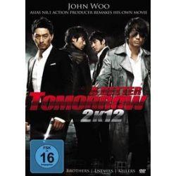 Film: A Better Tomorrow 2K12  von Suk-Wah Leung, Hing-Ka Chan, Hae-gon Kim, Geun-mo Choi, Taek-kyung Lee, John Woo von Hae-sung Song, John Woo mit Jin-mo Ju, Seung-heon Song, Kang-woo Kim, Han Sun